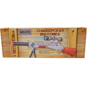 Abtoys Снайперская винтовка Arsenal с прицелом и подставкой ARS-273