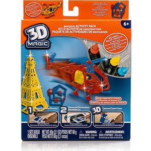 3D Magic Большой набор для мальчиков пазлы magic pazle объемный 3d пазл эйфелева башня 78x38x35 см