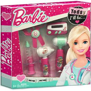 Corpa Игровой набор юного доктора Barbie компактный от ТЕХПОРТ