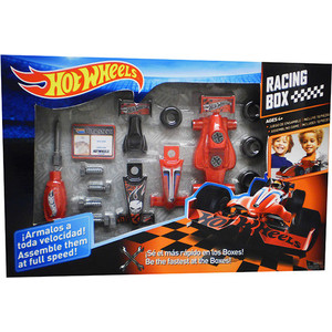 Фотография товара corpa Игровой набор юного механика Hot Wheels большой (611506)