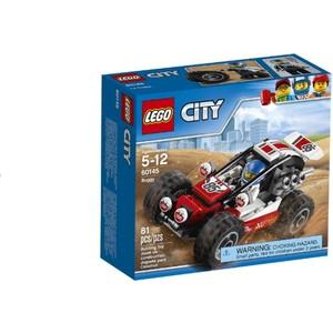 Конструктор Lego City Багги (60145) model building kits compatible with lego city fire car 586 3d blocks educational model