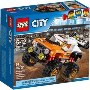 Конструктор Lego City Внедорожник каскадера (60146)