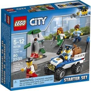 Lego City Набор для начинающих Полиция (60136) laete 60136 22