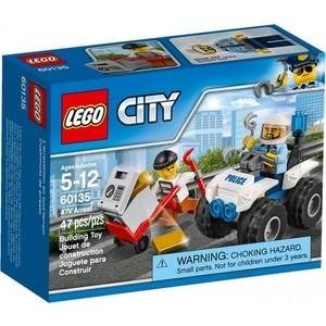 Фотография товара конструктор Lego City Полицейский квадроцикл (60135) (611520)