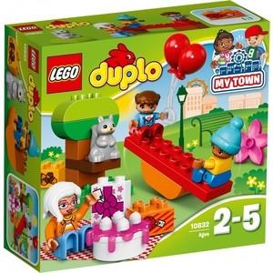 Конструктор Lego Duplo День рождения (10832)