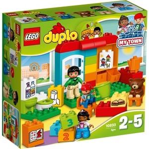 Lego Duplo Детский сад (10833) lego конструктор детский сад