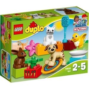 Конструктор Lego Duplo Домашние животные (10838)