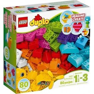 Конструктор Lego Duplo Мои первые кубики (10848)