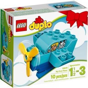 Конструктор Lego Duplo Мой первый самолёт (10849) lego мой первый трактор 10615