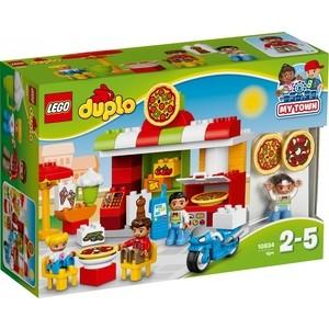 Конструктор Lego Duplo Пиццерия (10834) конструктор lego duplo лесной заповедник 10584