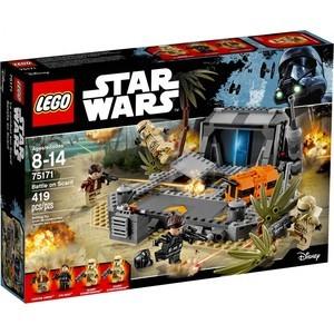Конструктор Lego Star Wars Битва на Скарифе (75171)