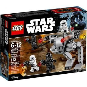 Конструктор Lego Star Wars Боевой набор Империи (75165)