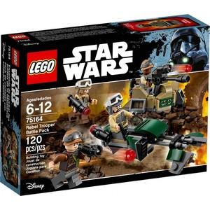 Конструктор Lego Star Wars Боевой набор Повстанцев (75164)