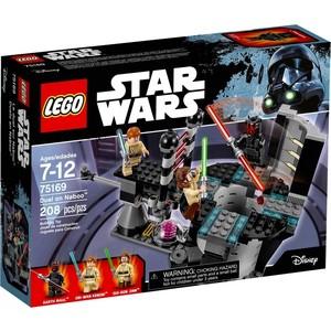 Конструктор Lego Star Wars Дуэль на Набу (75169)