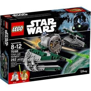 Конструктор Lego Star Wars Звёздный истребитель Йоды (75168)