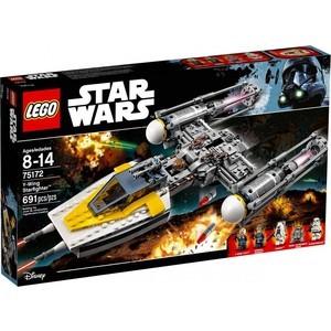 Конструктор Lego Star Wars Звёздный истребитель типа Y (75172) lego star wars конструктор истребитель по