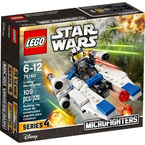 Конструктор Lego Star Wars Микроистребитель типа U (75160)