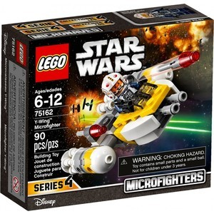 Конструктор Lego Star Wars Микроистребитель типа Y (75162)