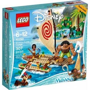 Конструктор Lego Disney Princesses Путешествие Моаны через океан (41150)