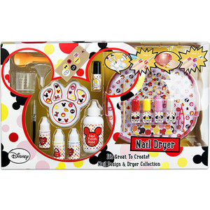 Markwins Minnie Большой Игровой набор детской декоративной косметики для ногтей wild animal toy original genuine wild jungle zoo farm plastic animals elephant tiger polar bear cheetah children s gift