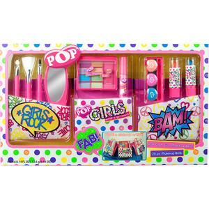 Markwins POP Игровой набор детской декоративной косметики с поясом визажиста