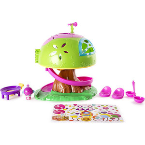 Фотография товара popples Игровой набор ''Дом на дереве'' (611607)