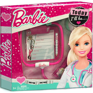 Corpa Игровой набор юного доктора Barbie компактный (D122B) от ТЕХПОРТ
