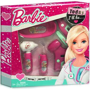 Corpa Игровой набор юного доктора Barbie компактный (D122C) barbie игровой набор космический замок dpb51