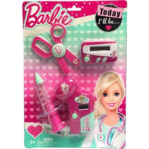 Corpa Игровой набор юного доктора Barbie на блистере (D121A) barbie игровой набор космический замок dpb51