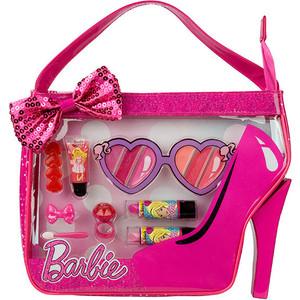 Markwins Barbie Игровой набор детской декоративной косметики в сумочке (9600951)