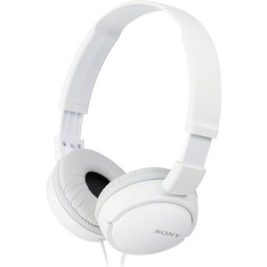 Наушники Sony MDR-ZX110 white sony wf sp700n white