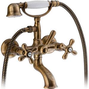 Смеситель для ванны Paini Liberty (17F3105KM) смеситель для ванны paini creta 30cr111r2lmkm