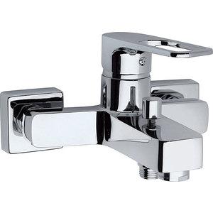 Смеситель для ванны Paini Flat (KKCR1112SLMKM) смеситель для раковины paini ovo 86cr2112skm