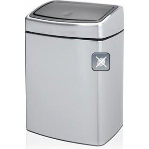 Ведро для мусора 10 л Brabantia Touch Bin (477225) матовая сталь ведро для мусора 10 л brabantia touch bin 477201 полированная сталь