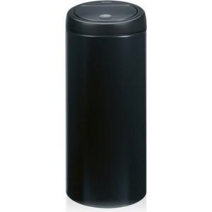 Мусорный бак 30 л Brabantia Touch Bin (391743) матовый черный