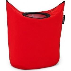 Сумка для белья 55 л Brabantia (101144) красный сумка для белья brabantia цвет черный 101601