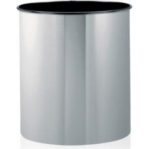 Корзина для бумаг прямая 7 л Brabantia (311888) матовая сталь rk141018010 пенал grandy боковой 36х180х29 5 см платиновый глянец ifo