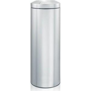 Несгораемая корзина для бумаг 20 л Brabantia (378560) матовая сталь