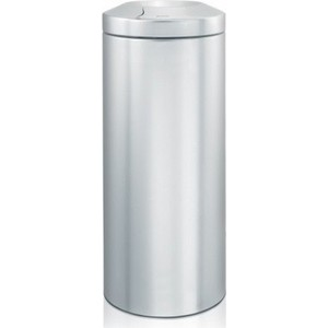 Несгораемая корзина для бумаг 30 л Brabantia (378621) матовая сталь