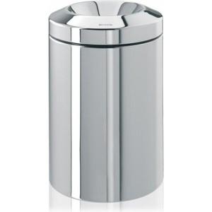 brabantia корзина для бумаг 181122 Несгораемая корзина для бумаг 15 л Brabantia (378881) полированная сталь