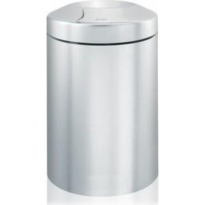 Несгораемая корзина для бумаг 15 л Brabantia (378904) матовая сталь