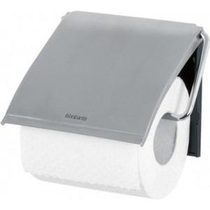 Держатель туалетной бумаги Brabantia (385322) матовая сталь brabantia brabantia 389146