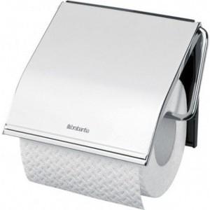 Держатель туалетной бумаги Brabantia (414589) полированная сталь kingdom kd 9900 ems rf electroporation beauty device