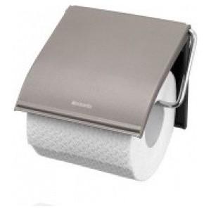 Держатель туалетной бумаги Brabantia (477300) платина держатель для туалетной бумаги tatkraft mega lock
