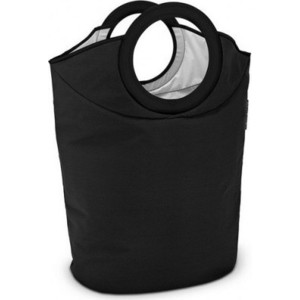 Сумка для белья 55 л Brabantia (101601) черный сумка для белья brabantia цвет черный 101601