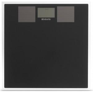 Весы Brabantia (483103) черный матовый brabantia brabantia 389146