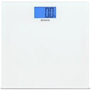 Весы Brabantia (483127) белый brabantia цифровые кухонные весы 480720 brabantia