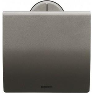 Держатель для туалетной бумаги Brabantia (483363) платина держатели для туалетной бумаги brabantia держатель для туалетной бумаги черный