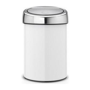 Ведро для мусора Brabantia Touch Bin (364488) белый цена