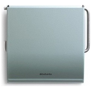 Держатель для туалетной бумаги Brabantia (107924) мятный металик цена и фото